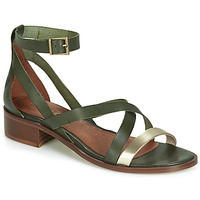 Παπούτσια Γυναίκα Σανδάλια / Πέδιλα Casual Attitude COUTIL Green