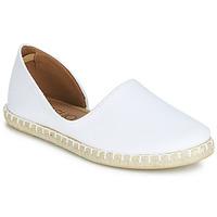 09bfa51b767 Παπούτσια Γυναίκα Εσπαντρίγια Casual Attitude JALAYIVE Άσπρο