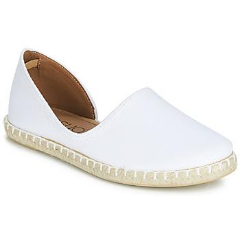 Παπούτσια Γυναίκα Εσπαντρίγια Casual Attitude JALAYIVE Άσπρο