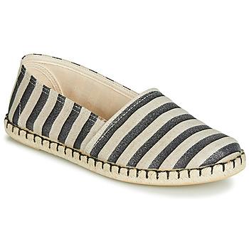 Παπούτσια Γυναίκα Εσπαντρίγια Casual Attitude JALAYIBE Άσπρο / Μπλέ