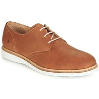 Παπούτσια Άνδρας Derby Casual Attitude JALAYIME Cognac