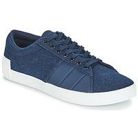Παπούτσια Άνδρας Χαμηλά Sneakers Le Coq Sportif FLAG Dress / Mπλε