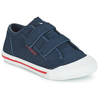 Παπούτσια Παιδί Χαμηλά Sneakers Le Coq Sportif DEAUVILLE-INF WINTER SPORT Dress / Mπλε
