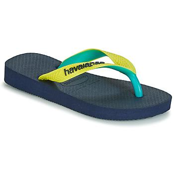 Παπούτσια Σαγιονάρες Havaianas TOP MIX Yellow