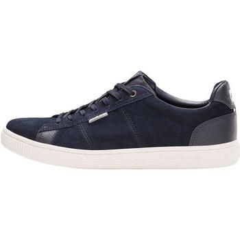 Xαμηλά Sneakers Jack & Jones 12140986 JFWOLLY NUBUCK NAVY BLAZER NOOS [COMPOSITION_COMPLETE]
