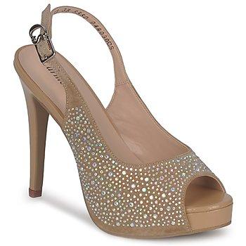 Παπούτσια Γυναίκα Σανδάλια / Πέδιλα Carmen Steffens NIMEA Brown