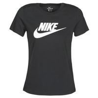 Υφασμάτινα Γυναίκα T-shirt με κοντά μανίκια Nike NIKE SPORTSWEAR Black