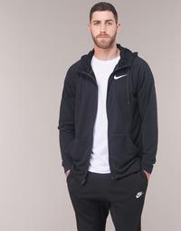 Υφασμάτινα Άνδρας Φούτερ Nike MEN'S NIKE DRY TRAINING HOODIE Black