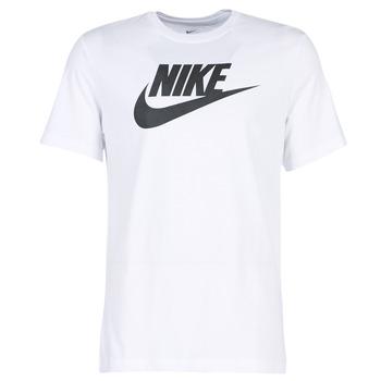 Υφασμάτινα Άνδρας T-shirt με κοντά μανίκια Nike NIKE SPORTSWEAR Άσπρο