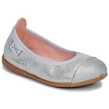 Παπούτσια Κορίτσι Μπαλαρίνες Citrouille et Compagnie JARAMIL Silver