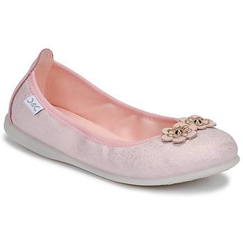 Παπούτσια Κορίτσι Μπαλαρίνες Citrouille et Compagnie JATAMAL Ροζ
