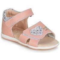 Παπούτσια Κορίτσι Σανδάλια / Πέδιλα Citrouille et Compagnie JAFALGA Ροζ