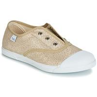 Παπούτσια Κορίτσι Χαμηλά Sneakers Citrouille et Compagnie RIVIALELLE Gold