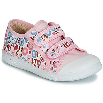Παπούτσια Κορίτσι Χαμηλά Sneakers Citrouille et Compagnie JORIPALE Ροζ / Red