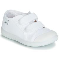 Παπούτσια Παιδί Χαμηλά Sneakers Citrouille et Compagnie JODIPADE Άσπρο