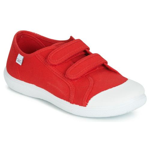 Παπούτσια Παιδί Χαμηλά Sneakers Citrouille et Compagnie JODIPADE Red