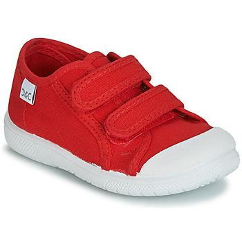 Xαμηλά Sneakers Citrouille et Compagnie JODIPADE ΣΤΕΛΕΧΟΣ: Φυσικό ύφασμα & ΕΠΕΝΔΥΣΗ: Φυσικό ύφασμα & ΕΣ. ΣΟΛΑ: Συνθετικό και ύφασμα & ΕΞ. ΣΟΛΑ: Καουτσούκ