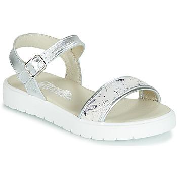 Παπούτσια Κορίτσι Σανδάλια / Πέδιλα Citrouille et Compagnie JIMINITE Grey / Dragonfly