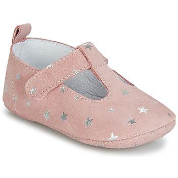 Παπούτσια Κορίτσι Παντόφλες Citrouille et Compagnie JARI Ροζ