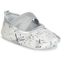 Παπούτσια Κορίτσι Παντόφλες Citrouille et Compagnie JERIFOU Grey / Dragonfly