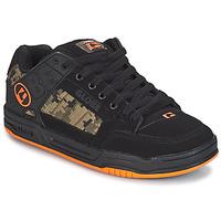 Παπούτσια Άνδρας Χαμηλά Sneakers Globe TILT Black / Orange