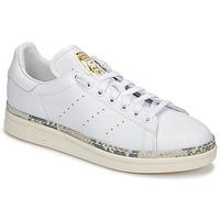 Παπούτσια Γυναίκα Χαμηλά Sneakers adidas Originals STAN SMITH NEW BOLD Άσπρο