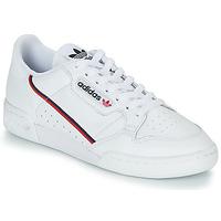 Παπούτσια Χαμηλά Sneakers adidas Originals CONTINENTAL 80 Άσπρο