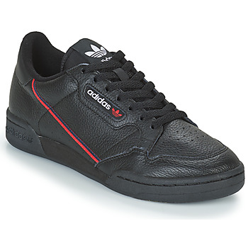 Παπούτσια Χαμηλά Sneakers adidas Originals CONTINENTAL 80 Black