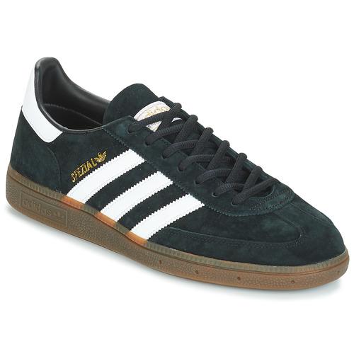 Παπούτσια Άνδρας Χαμηλά Sneakers adidas Originals HANDBALL SPZL Black