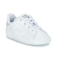 Παπούτσια Κορίτσι Χαμηλά Sneakers adidas Originals STAN SMITH CRIB Άσπρο