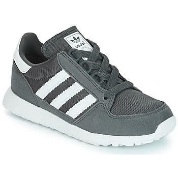 Παπούτσια Παιδί Χαμηλά Sneakers adidas Originals OREGON Grey