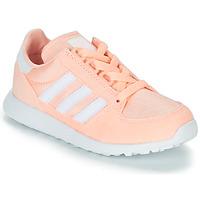 Παπούτσια Κορίτσι Χαμηλά Sneakers adidas Originals OREGON Ροζ