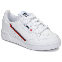 Παπούτσια Παιδί Χαμηλά Sneakers adidas Originals CONTINENTAL 80 C Άσπρο