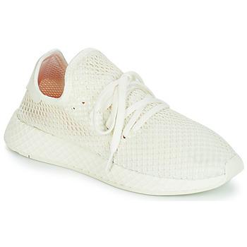 Παπούτσια Χαμηλά Sneakers adidas Originals DEERUPT RUNNER Άσπρο