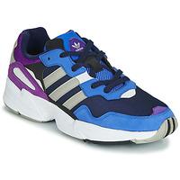 Παπούτσια Άνδρας Χαμηλά Sneakers adidas Originals YUNG 96 Μπλέ