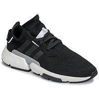 Παπούτσια Άνδρας Χαμηλά Sneakers adidas Originals P.O.D Black
