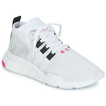 Παπούτσια Άνδρας Χαμηλά Sneakers adidas Originals EQT SUPPORT MID ADV Άσπρο