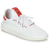 Παπούτσια Χαμηλά Sneakers adidas Originals PW TENNIS HU Άσπρο / Red