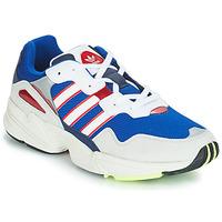 Παπούτσια Άνδρας Χαμηλά Sneakers adidas Originals YUNG 96 Άσπρο / Violet
