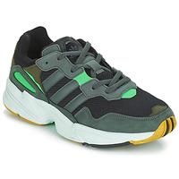 Παπούτσια Άνδρας Χαμηλά Sneakers adidas Originals YUNG 96 Grey / Green