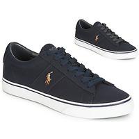 Παπούτσια Άνδρας Χαμηλά Sneakers Polo Ralph Lauren SAYER Marine