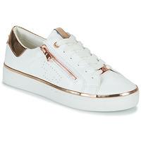 Παπούτσια Γυναίκα Χαμηλά Sneakers Tom Tailor 6992603-WHITE Άσπρο