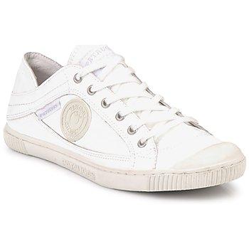 Παπούτσια Γυναίκα Χαμηλά Sneakers Pataugas BOND Άσπρο
