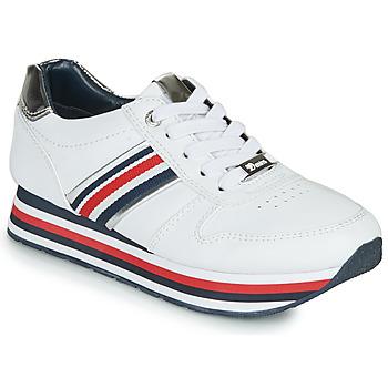 Xαμηλά Sneakers Tom Tailor 6995501-WHITE ΣΤΕΛΕΧΟΣ: Συνθετικό & ΕΠΕΝΔΥΣΗ: Ύφασμα & ΕΣ. ΣΟΛΑ: Ύφασμα & ΕΞ. ΣΟΛΑ: Συνθετικό