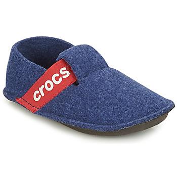 Παπούτσια Παιδί Παντόφλες Crocs CLASSIC SLIPPER K Μπλέ