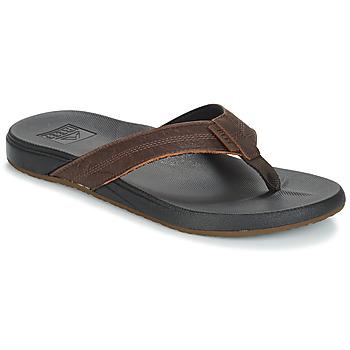 Παπούτσια Άνδρας Σαγιονάρες Reef CUSHION BOUNCE PHANTOM LE Brown