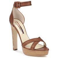 Παπούτσια Γυναίκα Σανδάλια / Πέδιλα Rupert Sanderson KOOMELA Brown