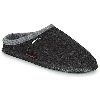 Παπούτσια Άνδρας Παντόφλες Giesswein DANNHEIM Anthracite