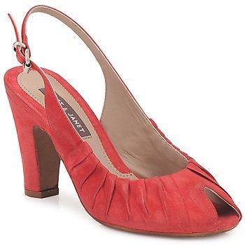 Παπούτσια Γυναίκα Σανδάλια / Πέδιλα Janet&Janet PEONIA PLISA Red