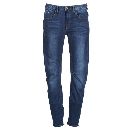 Υφασμάτινα Γυναίκα Boyfriend jeans G-Star Raw ARC 3D LOW BOYFRIEND Μπλέ / Medium / Aged